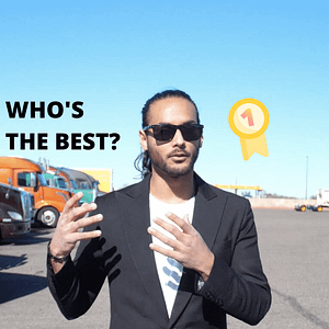 who is the best trucking company to work for?